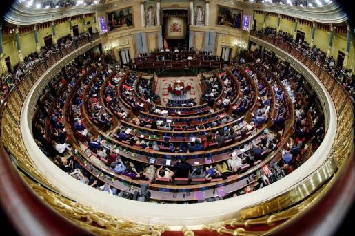 Los escaños del Congreso de los Diputados vuelven a estar en juego.