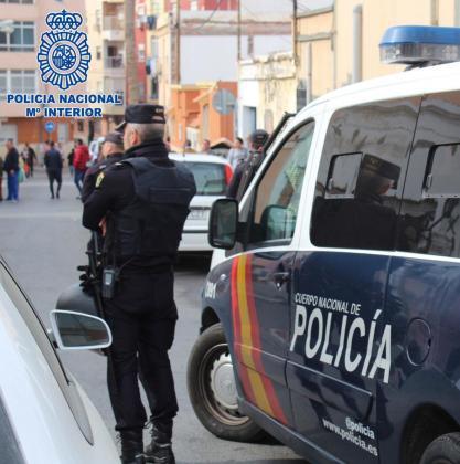 06/03/2019 Efectivos de la Policía Nacional en Almería  SOCIEDAD ANDALUCÍA ESPAÑA EUROPA ALMERÍA  CNP   efectivos policia nacional almeria
