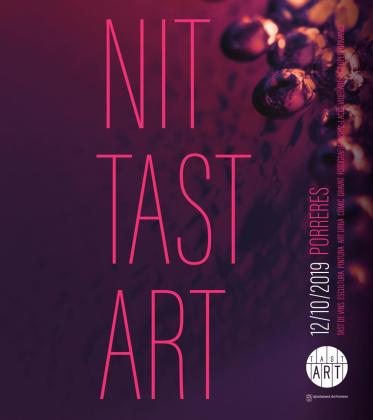 La Nit TastArt 2019 se celebra el sábado 12 de octubre.