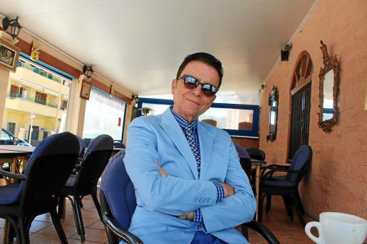 Imagen de archivo. José Ortega Cano asistirá el sábado en Inca al festejo taurino en honor a Dámaso González.
