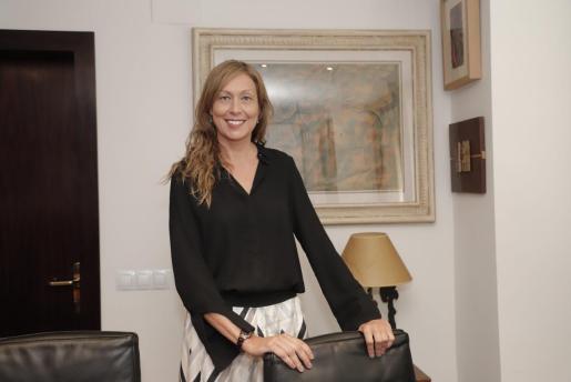 Caterina Noguera, nueva directiva del Grup Serra.