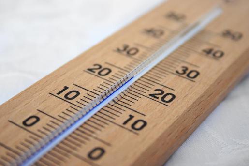 Las temperaturas bajan este martes.