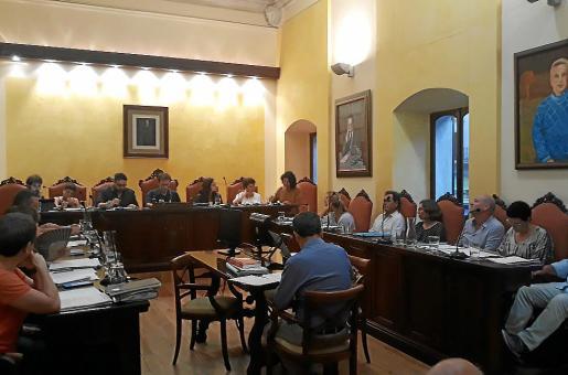 El pleno de Manacor aprobó el lunes varias modificaciones de tasas e impuestos.