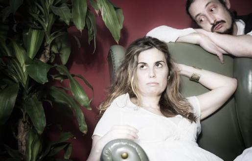 Catalina Rosell y Pedro Orell protagonizan una de las obras.