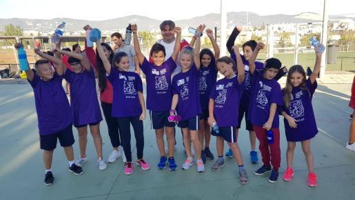 Cerca de 200 alumnos han participado en la cuarta Diada Deportiva del Liceo Francés de Palma.