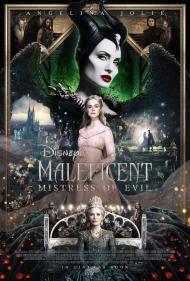Cartel de la película 'Maléfica: Maestra del mal'
