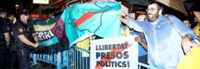 Vidal ratifica su apoyo al independentismo ante las críticas de PP, Vox y Cs