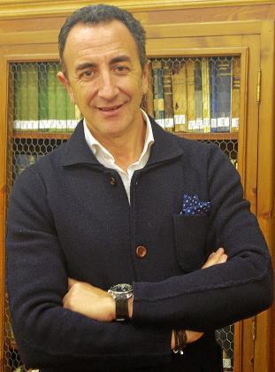 El doctor Nicolás Mendoza estará el próximo 24 de octubre en Es Baluard.