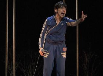 'La Malcontenta', el retrato de una mujer fuerte y vulnerable, llega al Teatre Principal de Palma