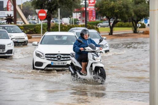 La última DANA dejó inundaciones importantes en Baleares.