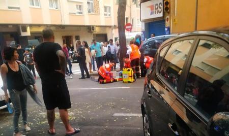 Atropello en Palma