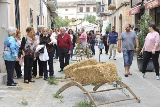 La Fira de Consell atrajo a muchos visitantes.