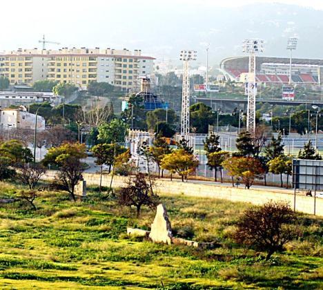 Los terrenos de Can Domenge mantendrán su clasificación urbanística gracias al PP.