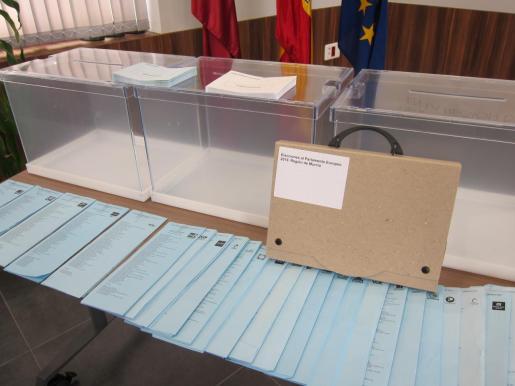 Kit para el voto braille en las elecciones generales del 10N.