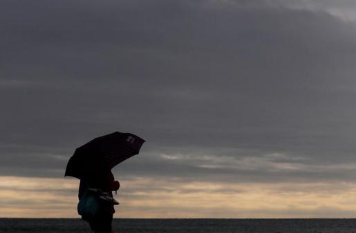 Semana de lluvias y tormentas en Baleares.