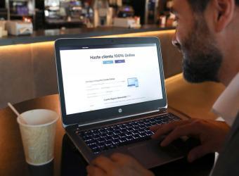 BBVA lanza el alta online