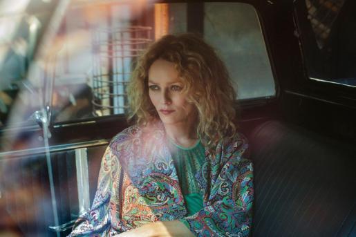 Imagen promocional de Vanessa Paradis.