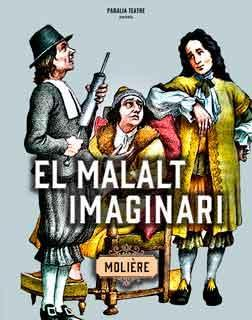 El Auditórium de Palma acoge la obra 'El malalt imaginari'.