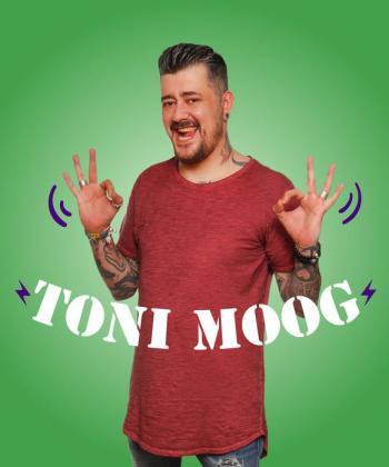 Toni Moog es uno de los artistas del Fesjajá, y estará en Trui Teatre el 7 de marzo.
