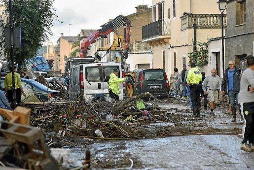 Las graves inundaciones del pasado año dejaron trece muertos, además de numerosos daños materiales.