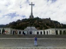 Basílica del Valle de los Caídos en San Lorenzo de El Escorial (Madrid)