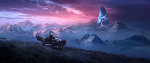 Imagen de 'Frozen 2'.