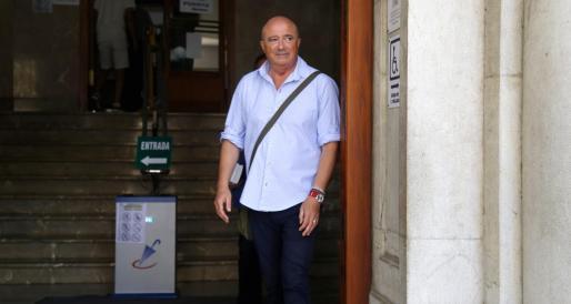 Miguel Ángel Subirán, en una imagen de archivo.