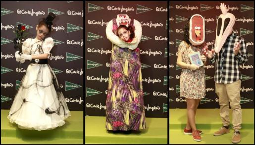 Estos son los disfraces ganadores del octavo Concurso de Disfraces de Halloween.