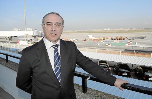 José Antonio Àlvarez, tras ocho años en Palma, será el nuevo director de Madrid-Barajas.
