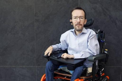 Pablo Echenique, candidato de Unidas Podemos por Zaragoza.