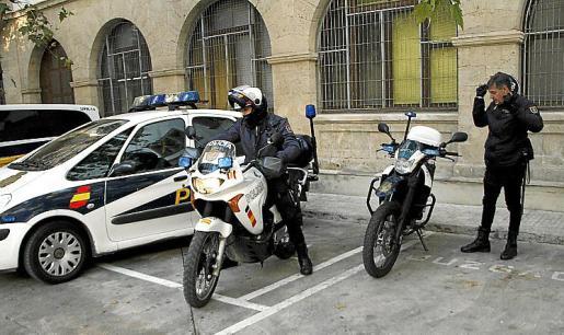 La Policía Nacional interceptó al acusado en Palma.