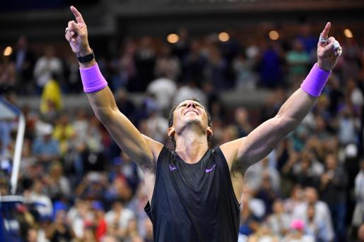 Nadal ha conseguido en 2019 un récord de 51-6 y cuatro títulos: el duodécimo Roland Garros, su cuarto US Open, su noveno Masters 1000 de Roma y su Masters 1000 número 35 en Montreal.