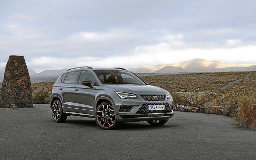 El vehículo desprende originalidad y sofisticación, gracias a una serie de detalles totalmente exclusivos.