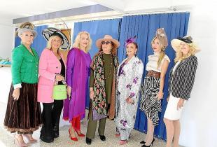 Glamur en el Hats & Horses de Son Pardo