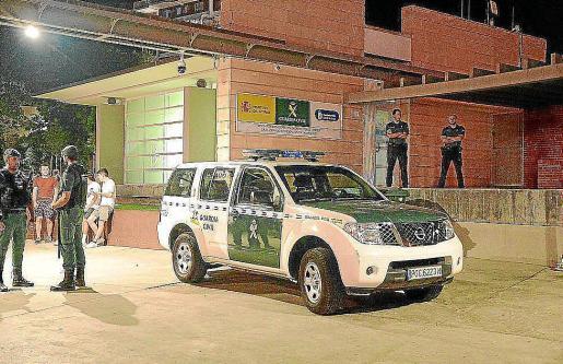 La Guardia Civil se ha hecho cargo de la investigación de la agresión.