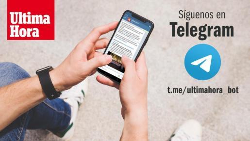 Ultima Hora estrena canal en Telegram.