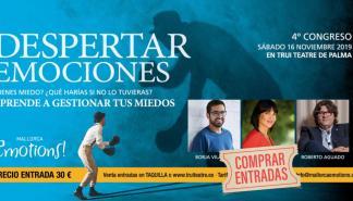Trui Teatre vive el cuarto congreso Despertar Emociones