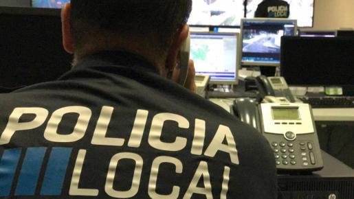 La Policía Local de Palma recibió el aviso de las víctimas.