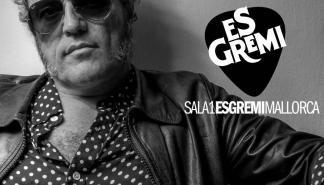 Carlos Tarque, líder de M-Clan, presenta su primer disco en solitario en Es Gremi