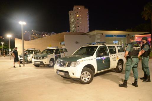 La Guardia Civil de Calvià detuvo al acusado.