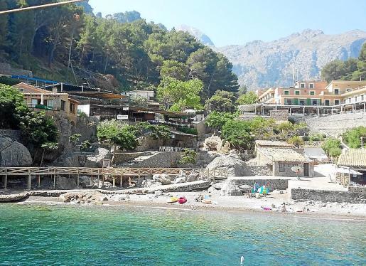 En un municipio con la mayor parte del territorio protegido, el Ajuntament d'Escorca se aferra al núcleo urbano de sa Calobra para un desarrollo de alojamiento turístico.