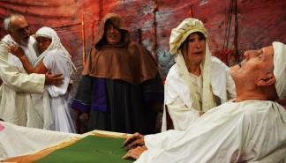 Sa Boira estrena 'Marat-Sade' en el Teatre Principal de Palma