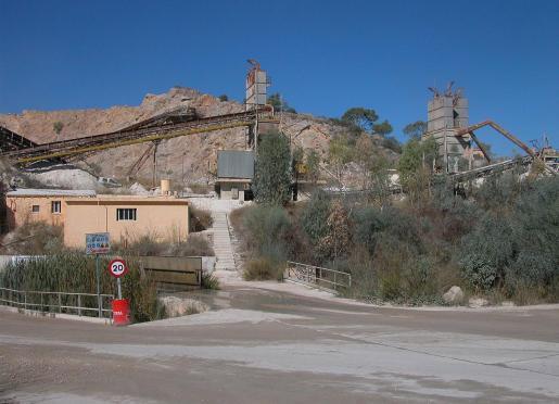 El grupo ecologista GOB ha presentado alegaciones al proyecto «supuestamente de restauración» de la cantera de Sa Garrigueta.