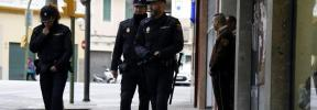 Juicio por agredir a dos empleados de un súper de Palma tras 'cazarle' robando