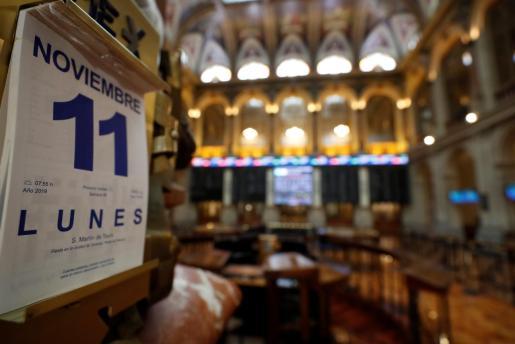 La Bolsa española se deja el 0,47 % tras las elecciones