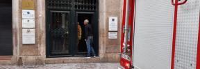 Alarma por un incendio en Palma