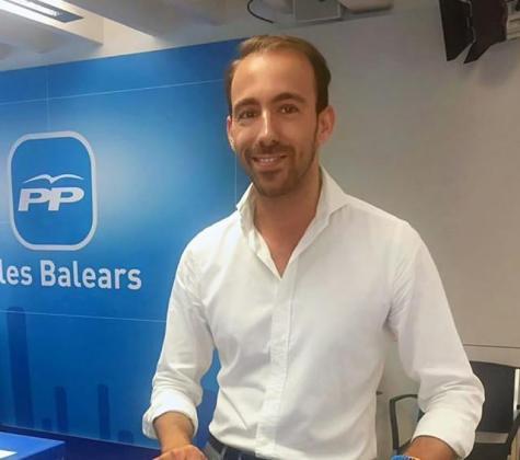 Sergio Rodríguez se da de baja del PP.