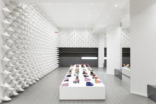 Camper es la firma de calzado mallorquina con presencia en más de 40 países.