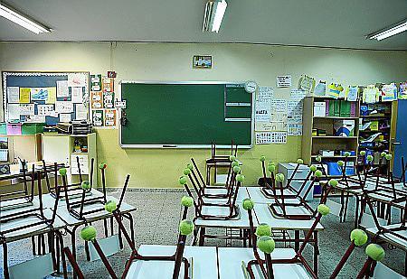 Vuelve el conflicto a las aulas.