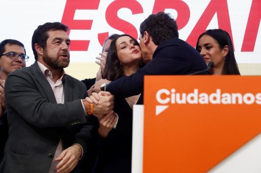 Inés Arrimadas es la que más suena en estos momentos para sustituir a Albert Rivera al frente de Ciudadanos.